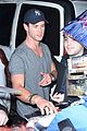 chris hemsworth and kat graham head to after party 07