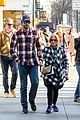 bradley cooper spends the day with his mom in new york 08