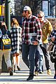 bradley cooper spends the day with his mom in new york 12