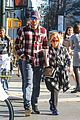 bradley cooper spends the day with his mom in new york 13
