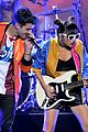 demi lovato nick jonas dnce jingle ball oakland 09