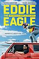 eddie the eagle first trailer poster 01