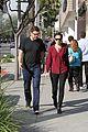 emmy rossum fiance sam esmail walk together 31