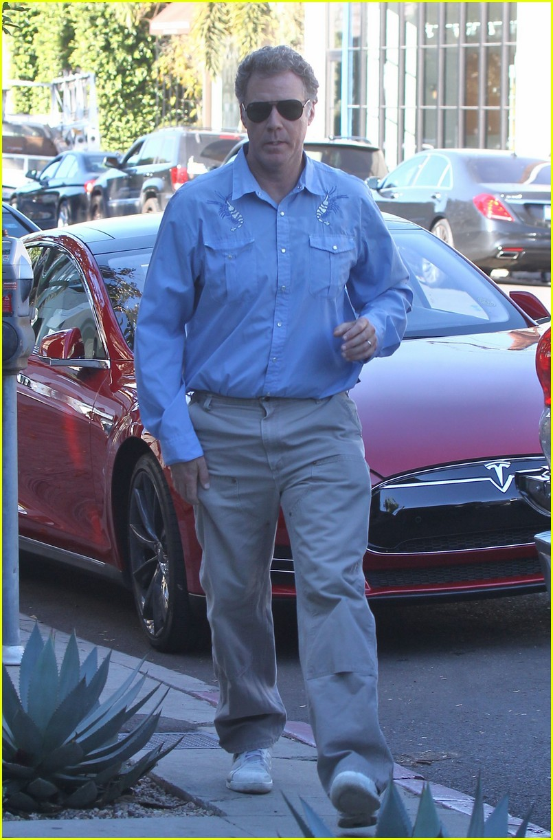 Will Ferrell Isn T Quite As Nerdy As His Daddy S Home Character