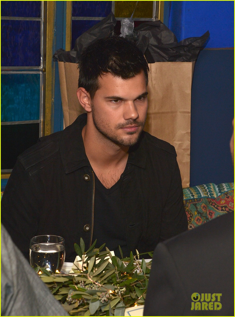 Amber Heard & Taylor Lautner Celebrate Timberland with