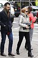 jessica chastain rides nyc subway 01