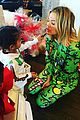 kim kardashian shares family photos from christmas eve party 12