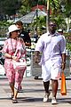 kris jenner corey gamble head home rob kardashian diabetes 16