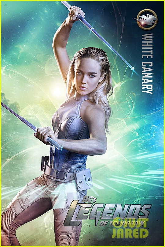 dc legends tomorrow character posters 043533261