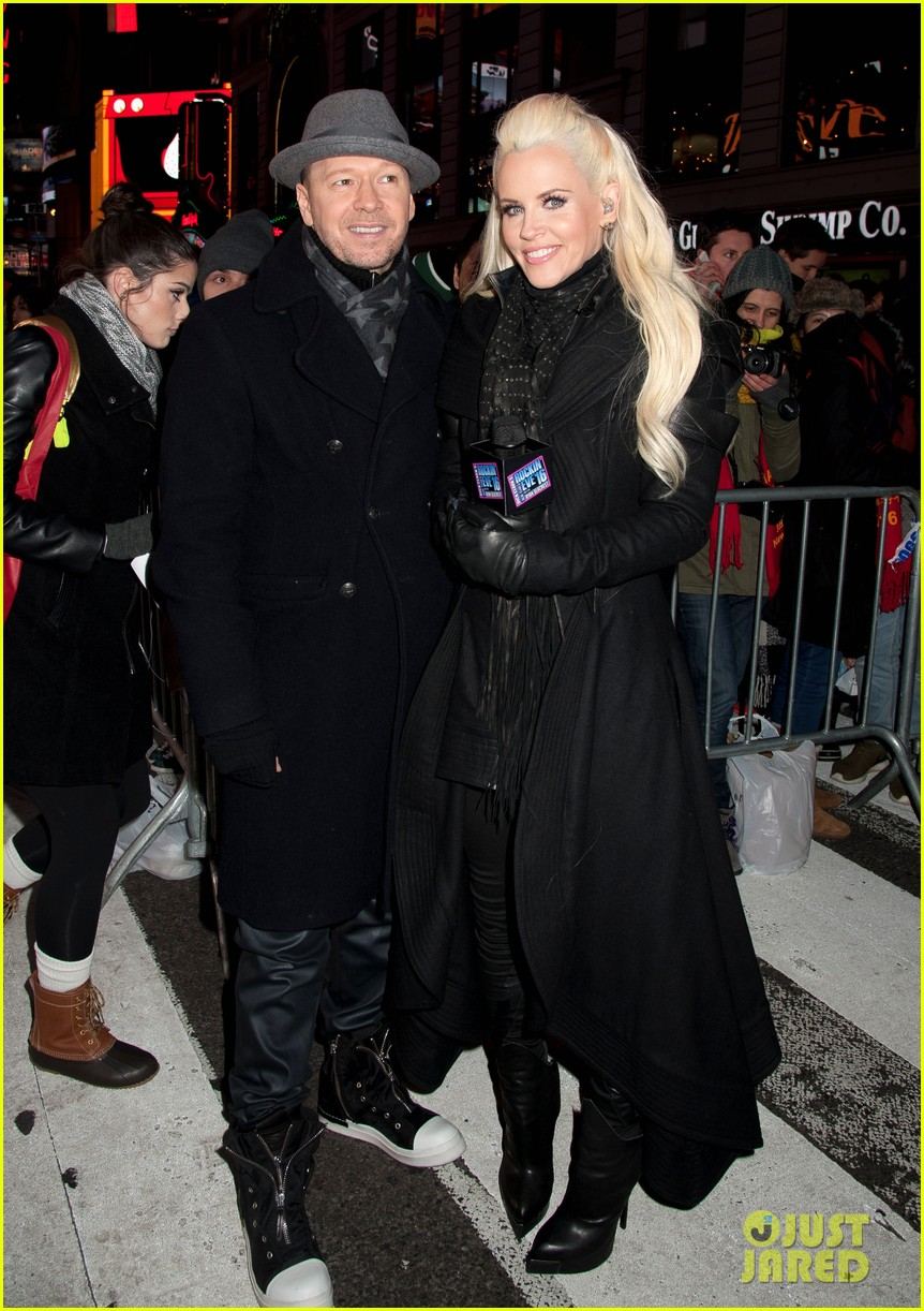 Jenny Mccarthy New Years Eve