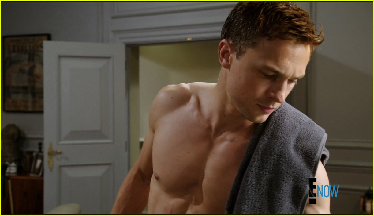 Casually, not william moseley as peter naked just one