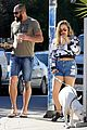 rounda rousey and bf travis go out for coffee 11