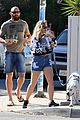 rounda rousey and bf travis go out for coffee 15