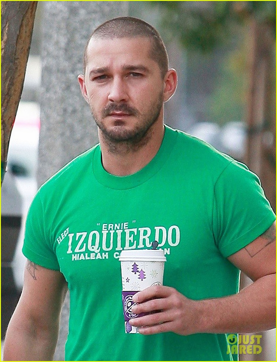shia labeouf even stevens beans santa elf 023521703