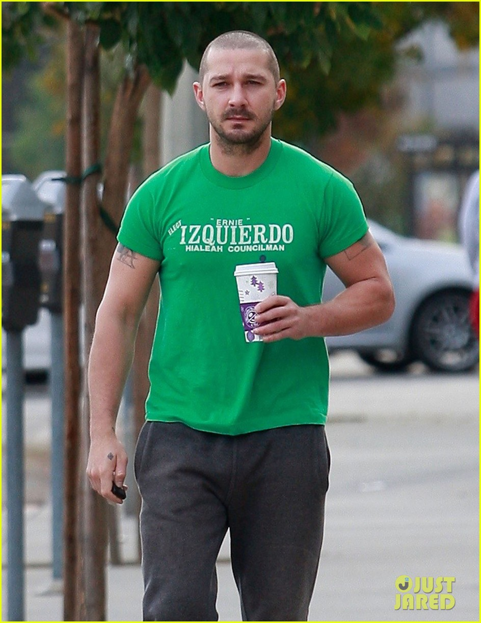 shia labeouf even stevens beans santa elf 063521707