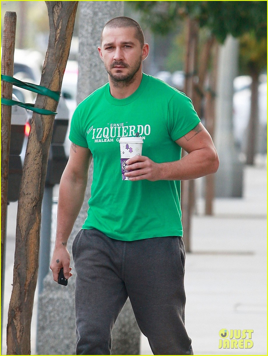 shia labeouf even stevens beans santa elf 103521711
