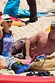 naomi watts liev schreiber christmas weekend beach 05