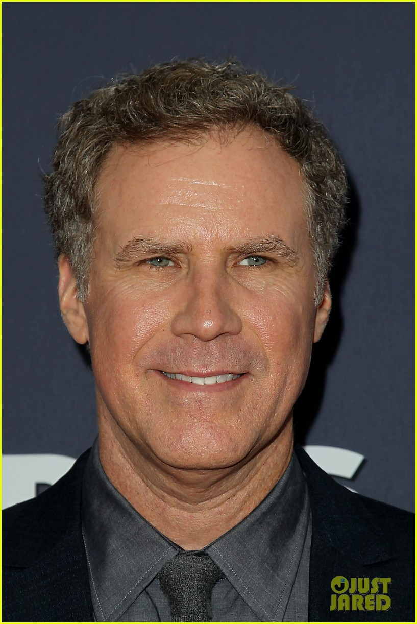 Will Ferrell Brings His Kids To 'Daddy's Home' NYC