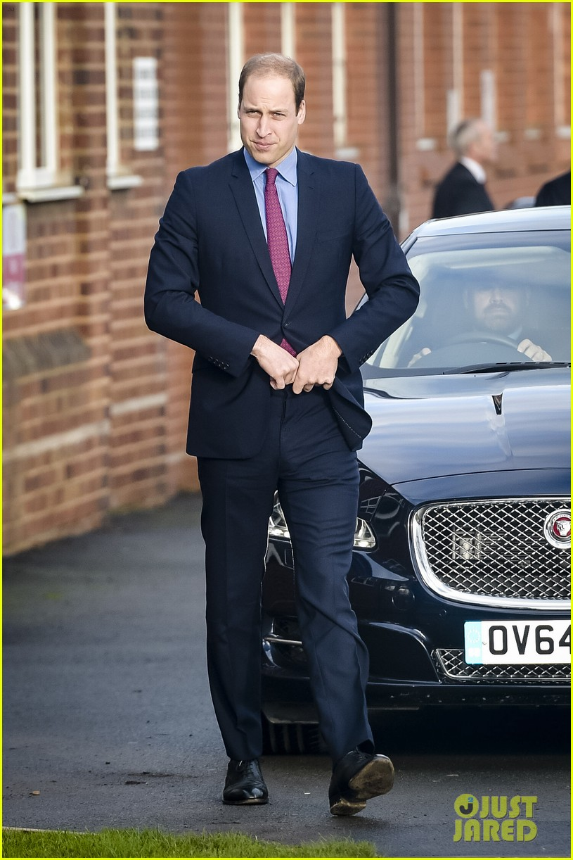 prince william plays ball at saltley academy 063524563