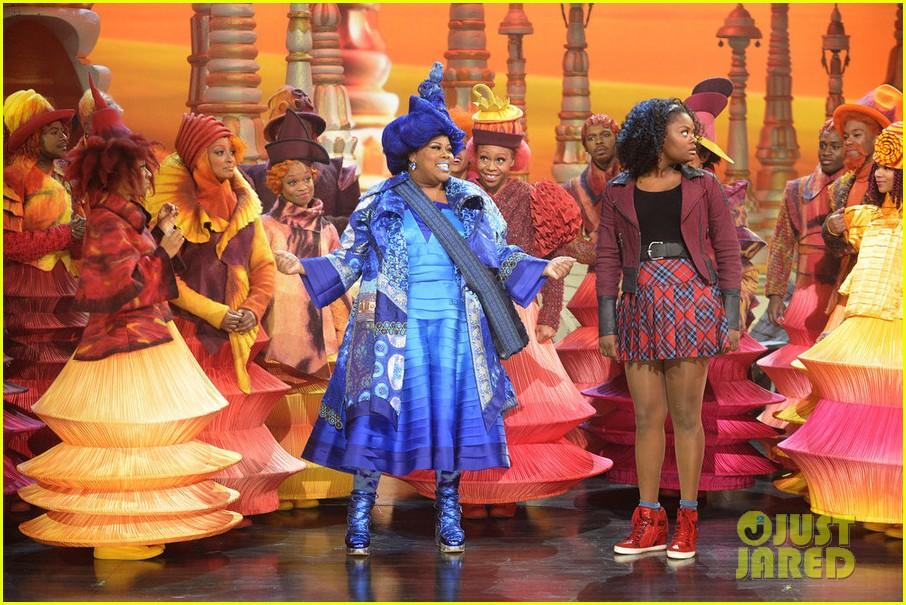 The Wiz Live' Producers Talk Broadway Plans, Cast