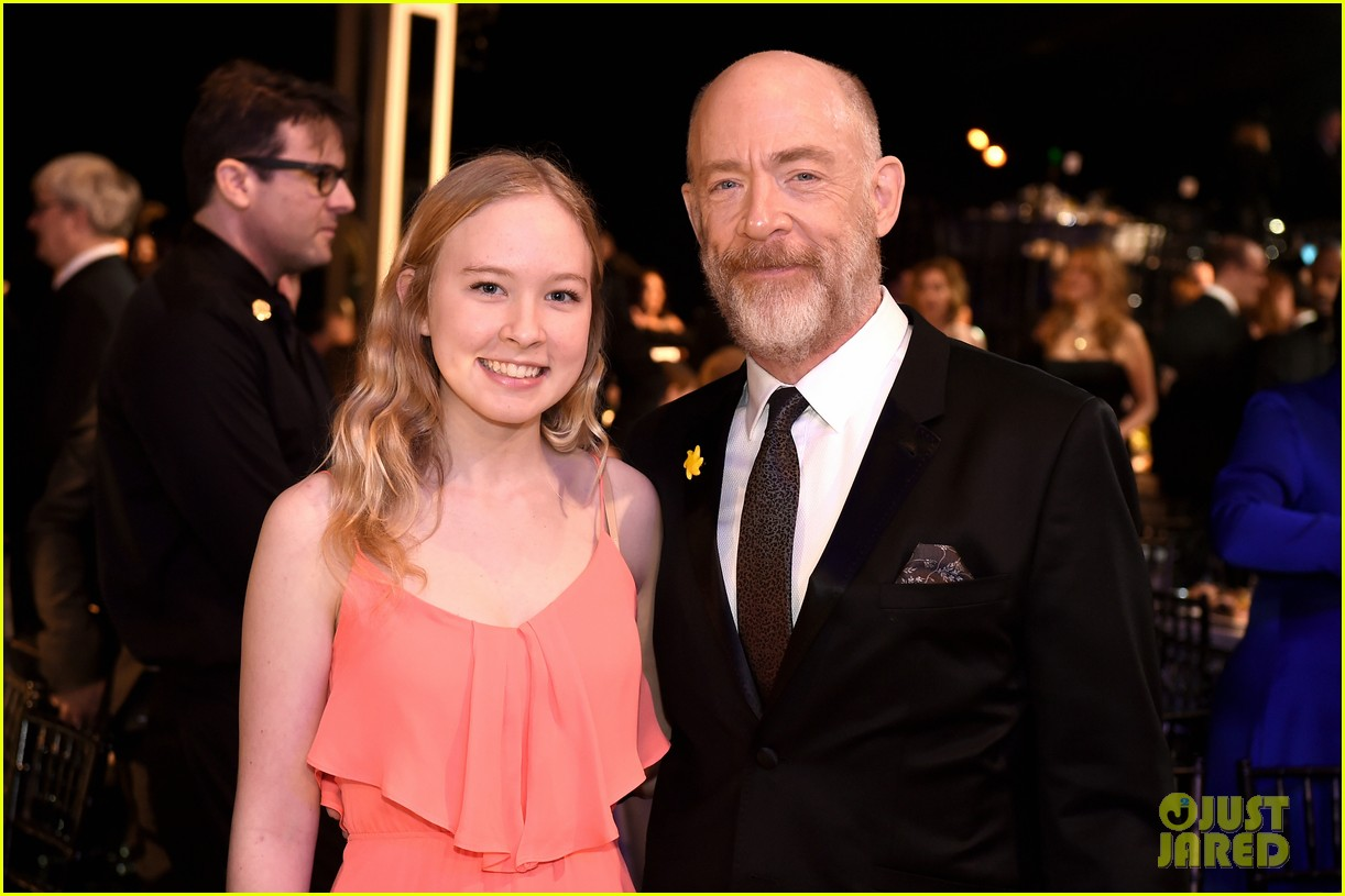 Patricia Arquette & J.K. Simmons Return to SAG Awards ...