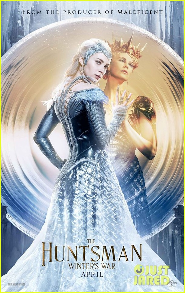 emily blunt charlize theron look fierce in new huntsman images 013544092