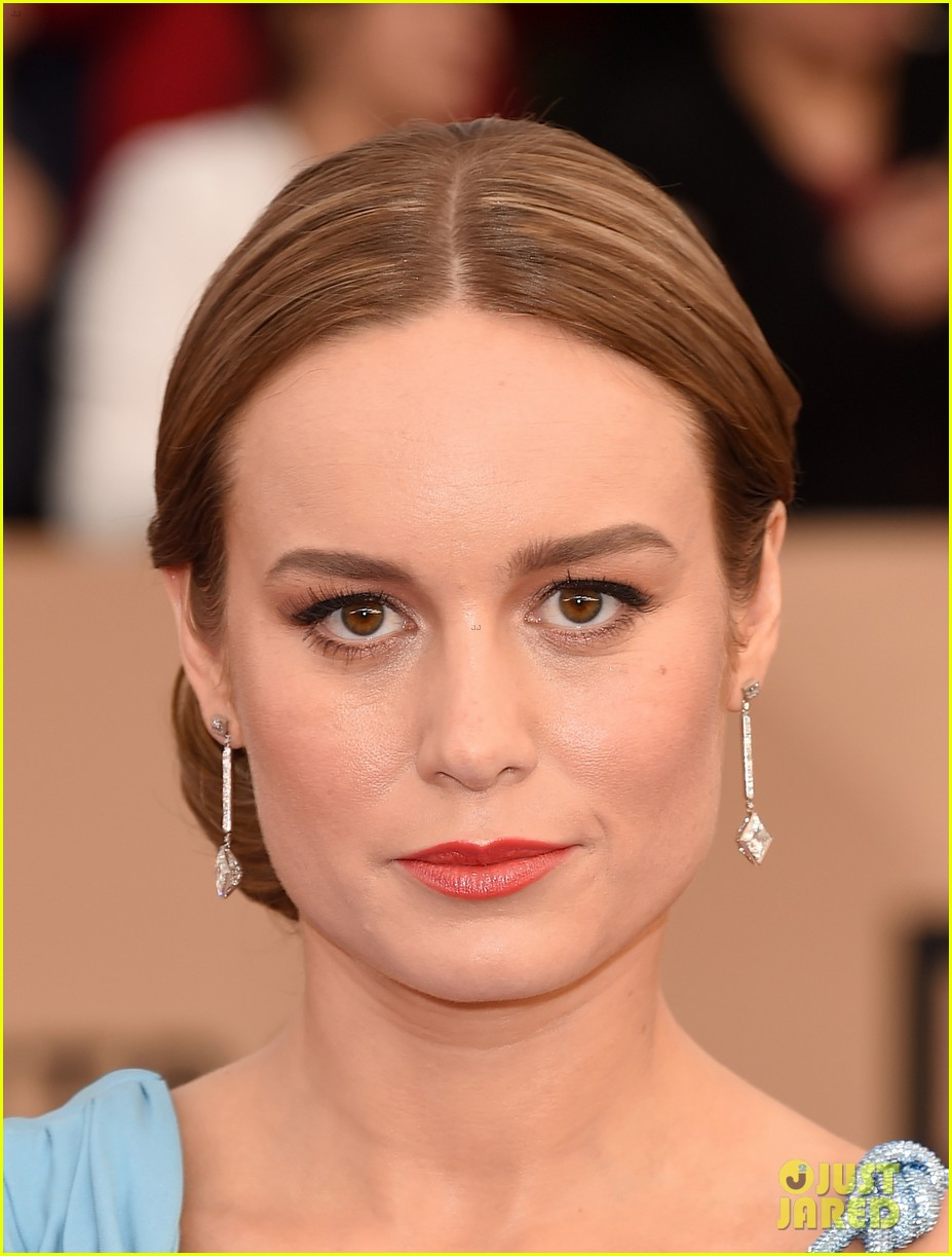 Brie Larson | 18 Best Celebrity Eyebrows That Won The On-Fleek Crown