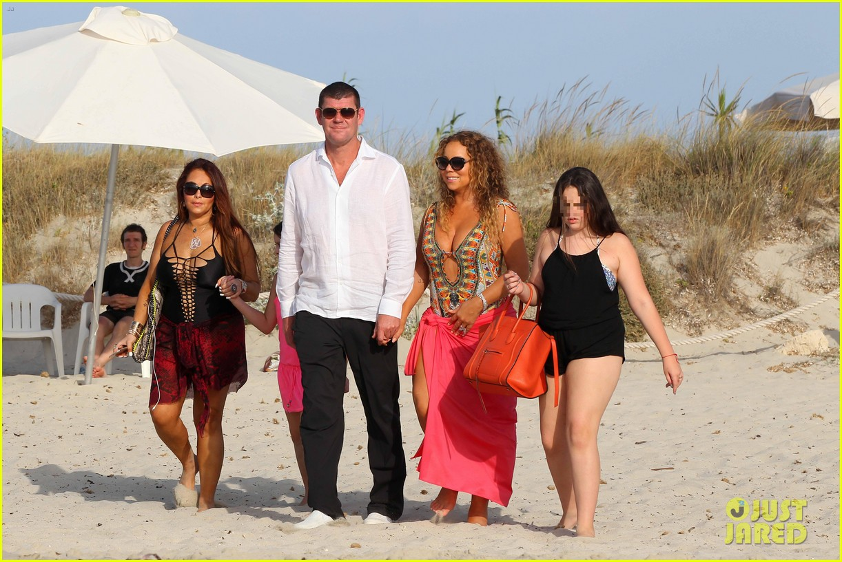 Mariah carey is engaged to james packer photo 3557529 engaged