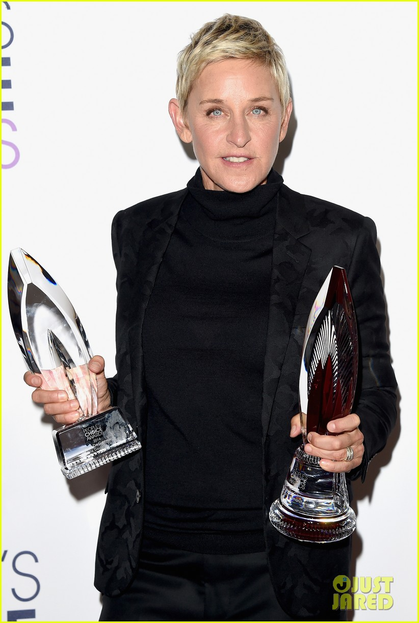 ellen degeneres peoples choice awards 2016 133545117