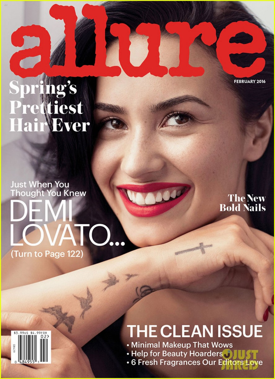 Demi Lovato Still Has Insecurities About Her Body: Photo 3556331 ...