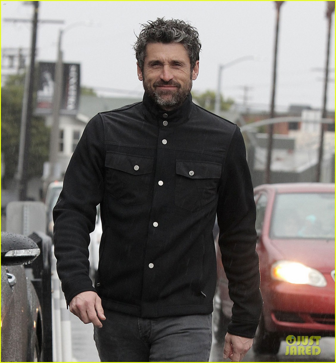 Patrick Dempsey Stars In New Racing Commercial For Porsche Photo