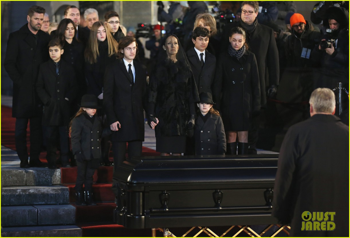 celine dion says final goodbye to rene angelil at funeral 013558305