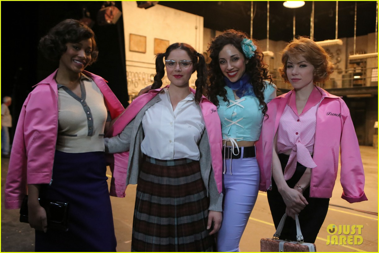 grease the movie jan