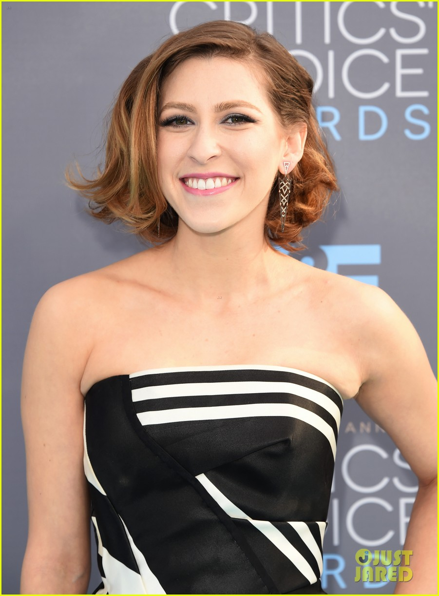 eden sher the middle