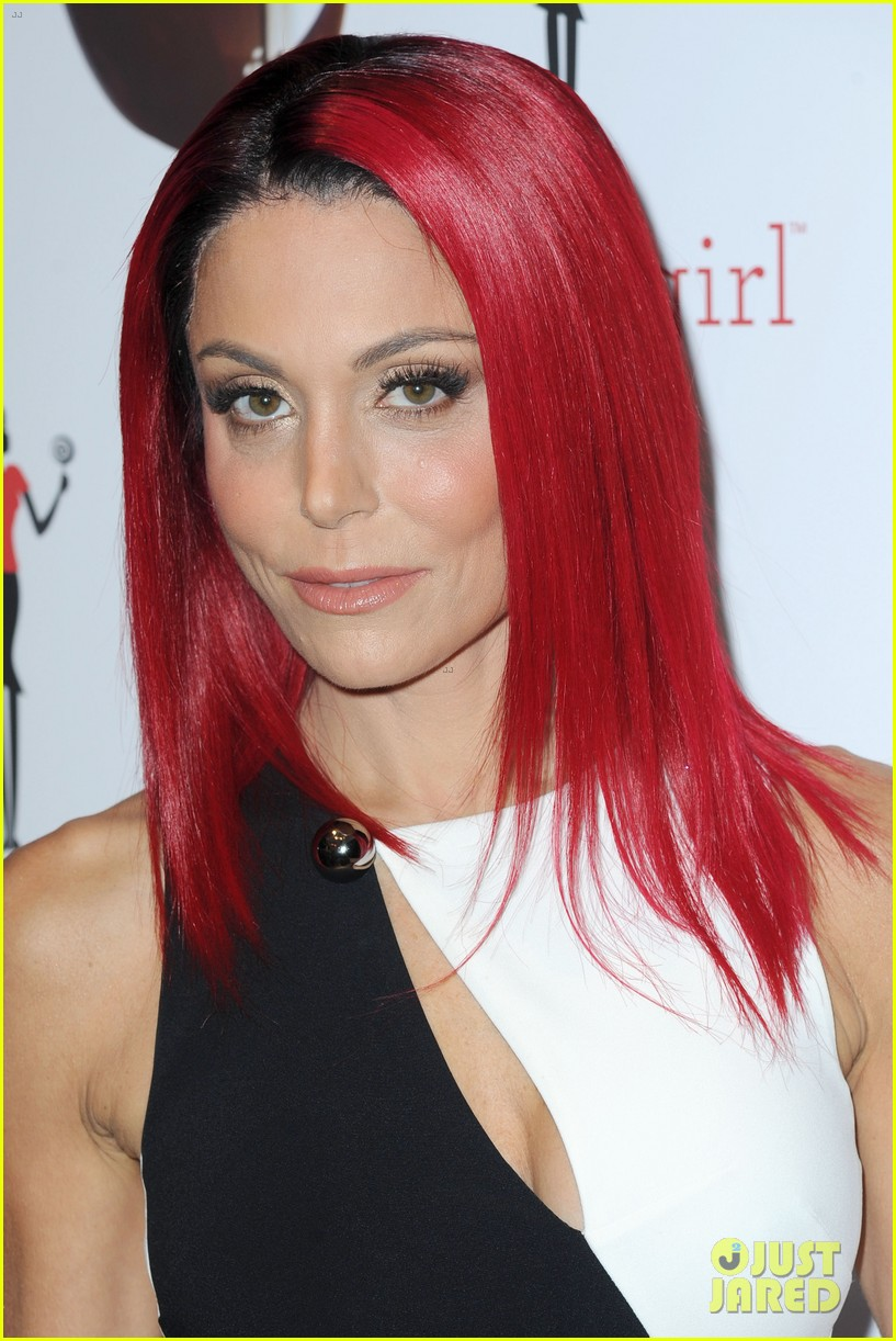 bethenny frankel debuts new red hair 103560859