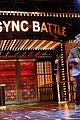 josh gad spoofs donald trump on lip sync battle 08