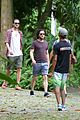 kit harington plays tourist in brazil rain forest 39