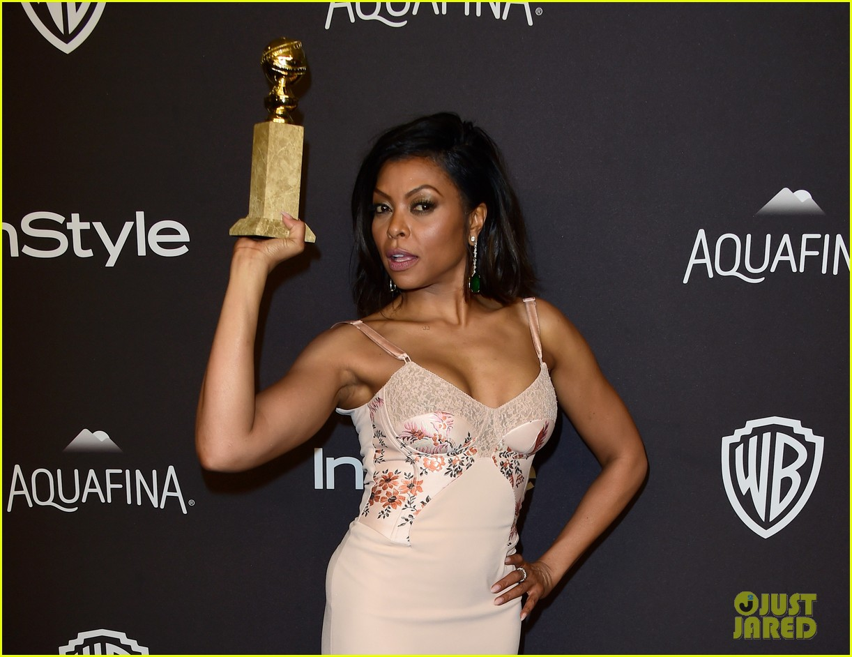 taraji p henson reveals why she handed out cookies at golden globes 2016 103549695