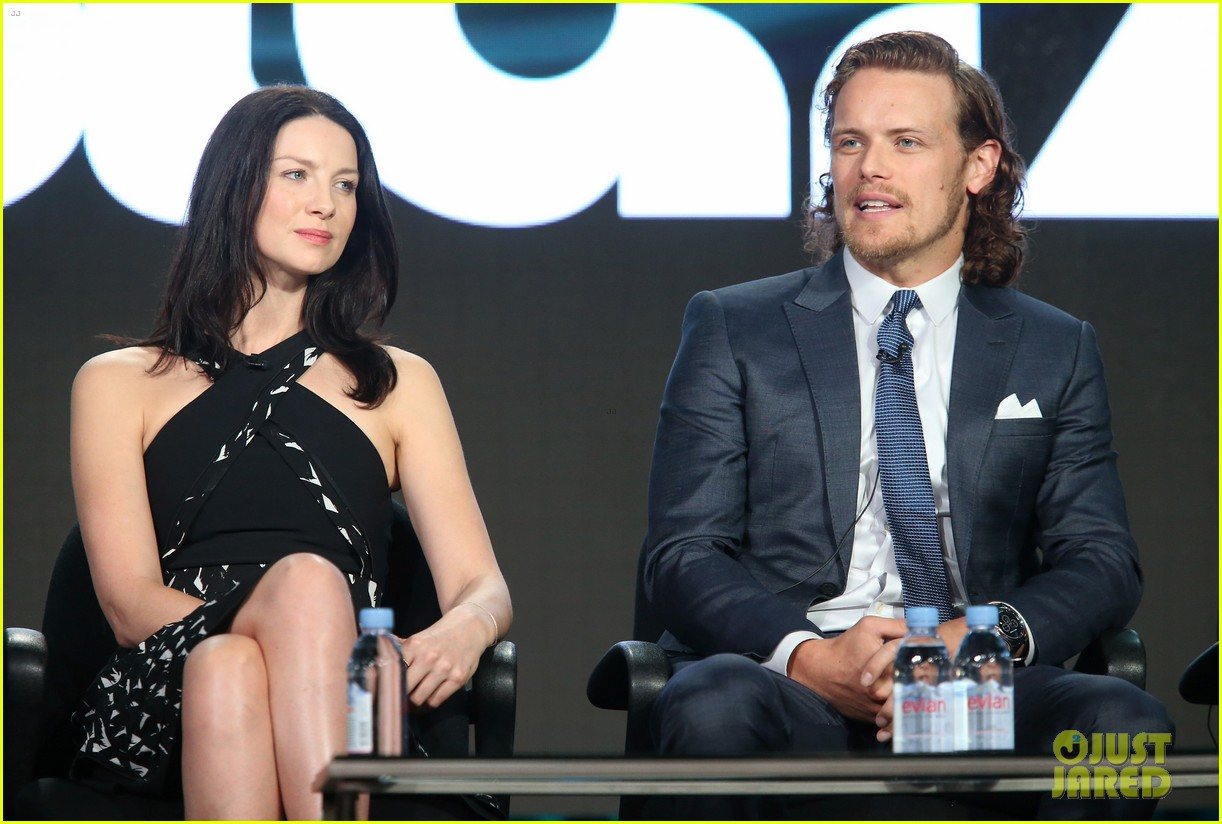 Heughan and balfe dating sites