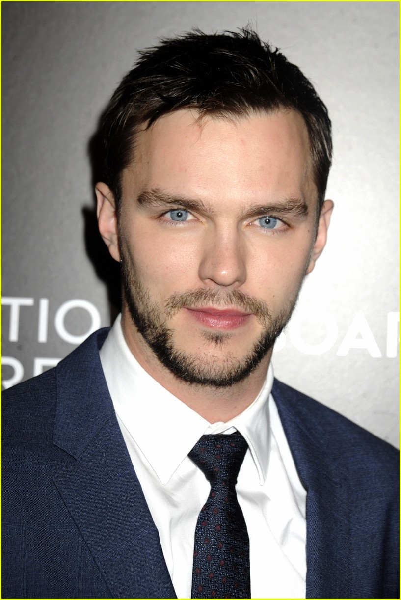Nicholas Hoult Support...