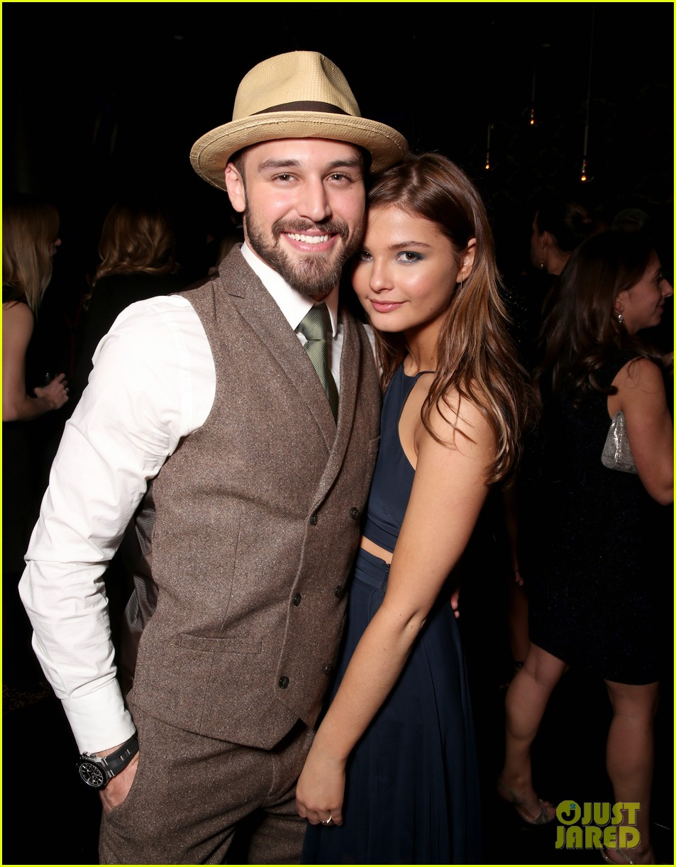 sarah hyland peoples choice awards ryan guzman 313545653