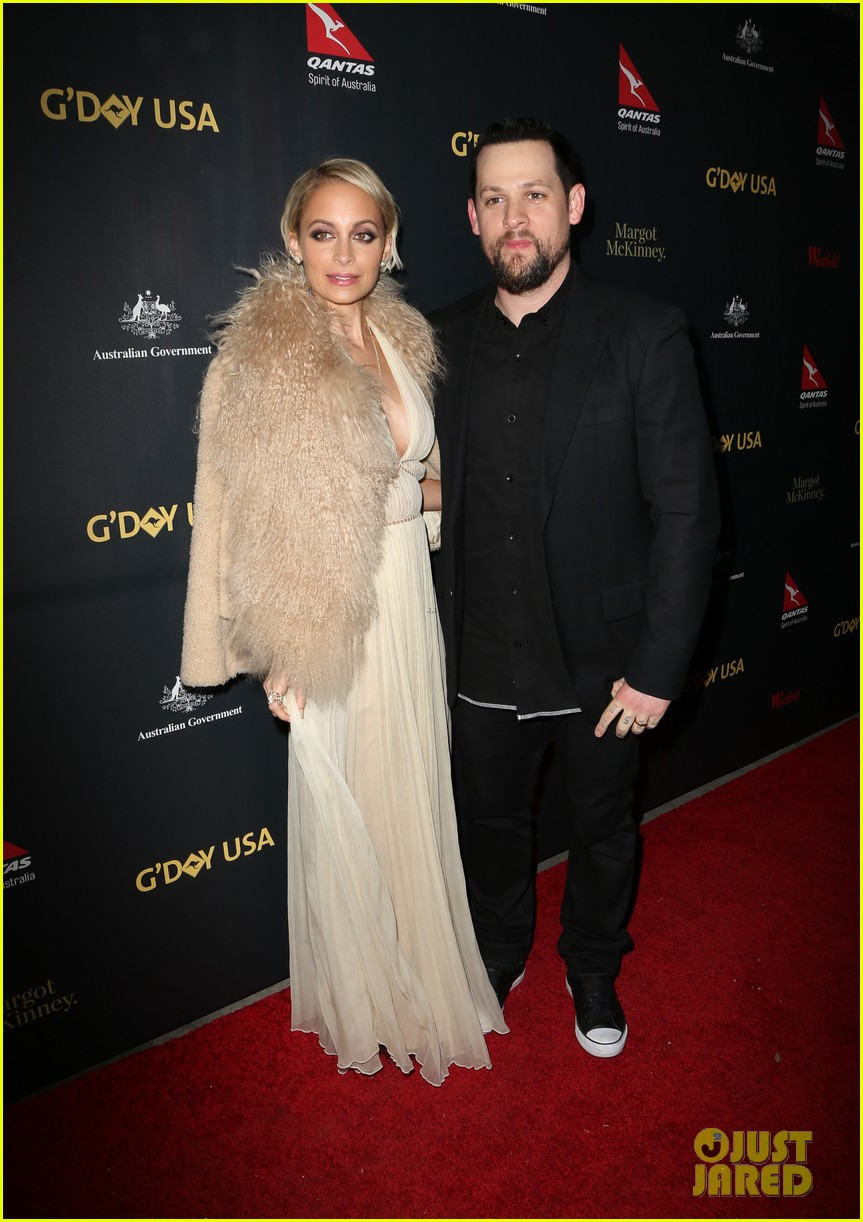 hugh jackman nicole richie bring their spouses to gday los angeles gala 2016 013563180