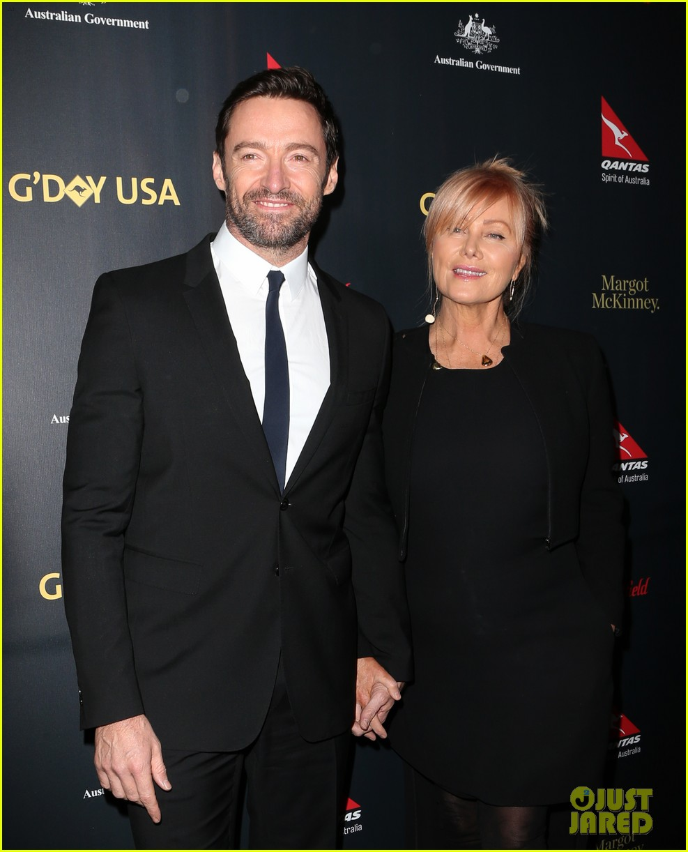 hugh jackman nicole richie bring their spouses to gday los angeles gala 2016 033563182