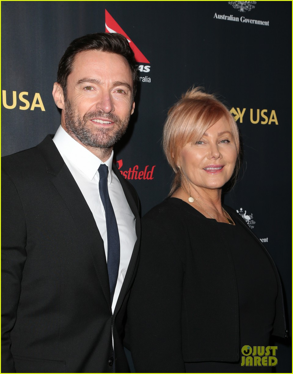 hugh jackman nicole richie bring their spouses to gday los angeles gala 2016 373563216