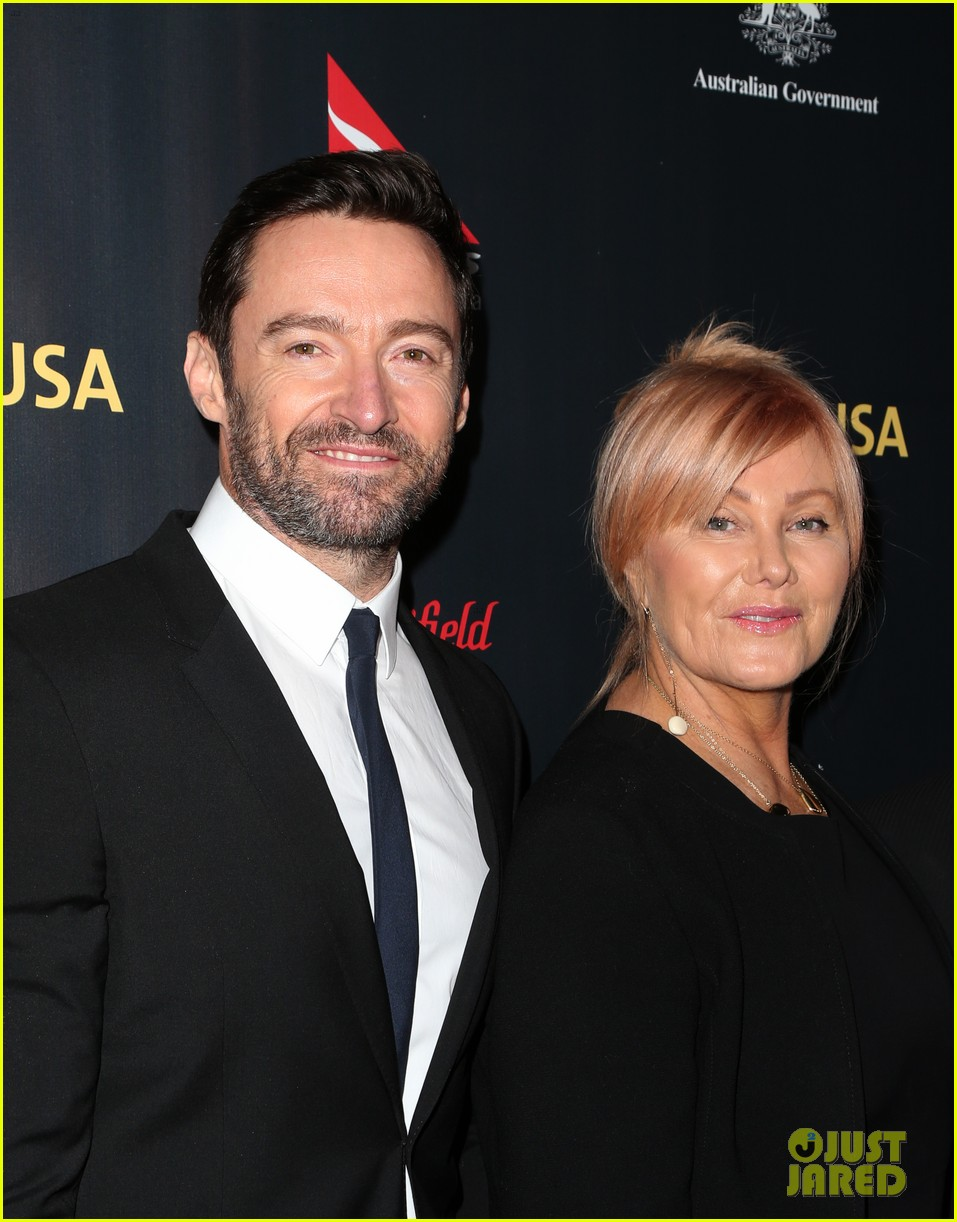 hugh jackman nicole richie bring their spouses to gday los angeles gala 2016 383563217