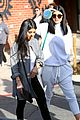 kylie jenner khloe kourtney kardashian spend girls day together 15