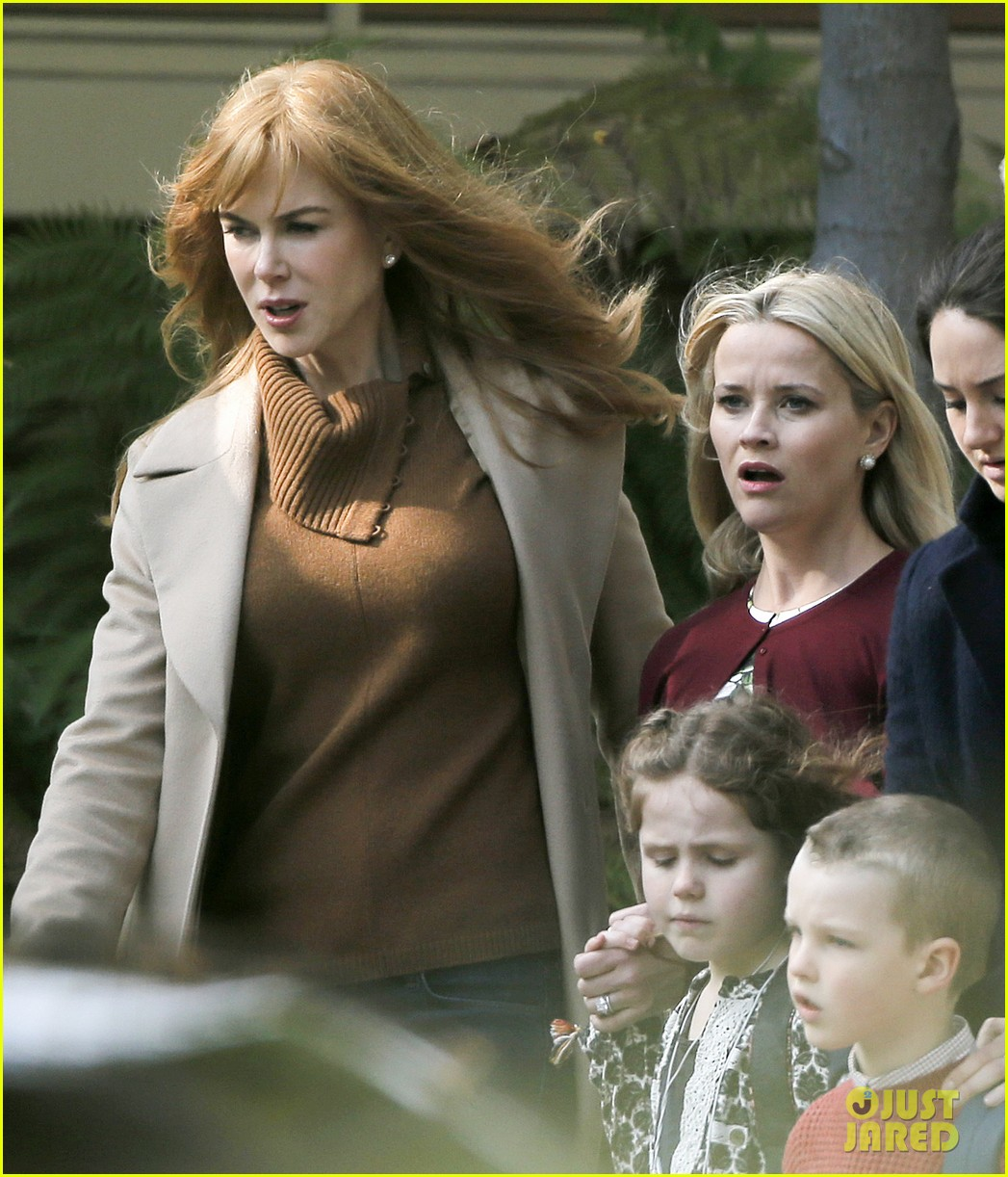 nicole kidman reese witherspoon big little lies 153554891