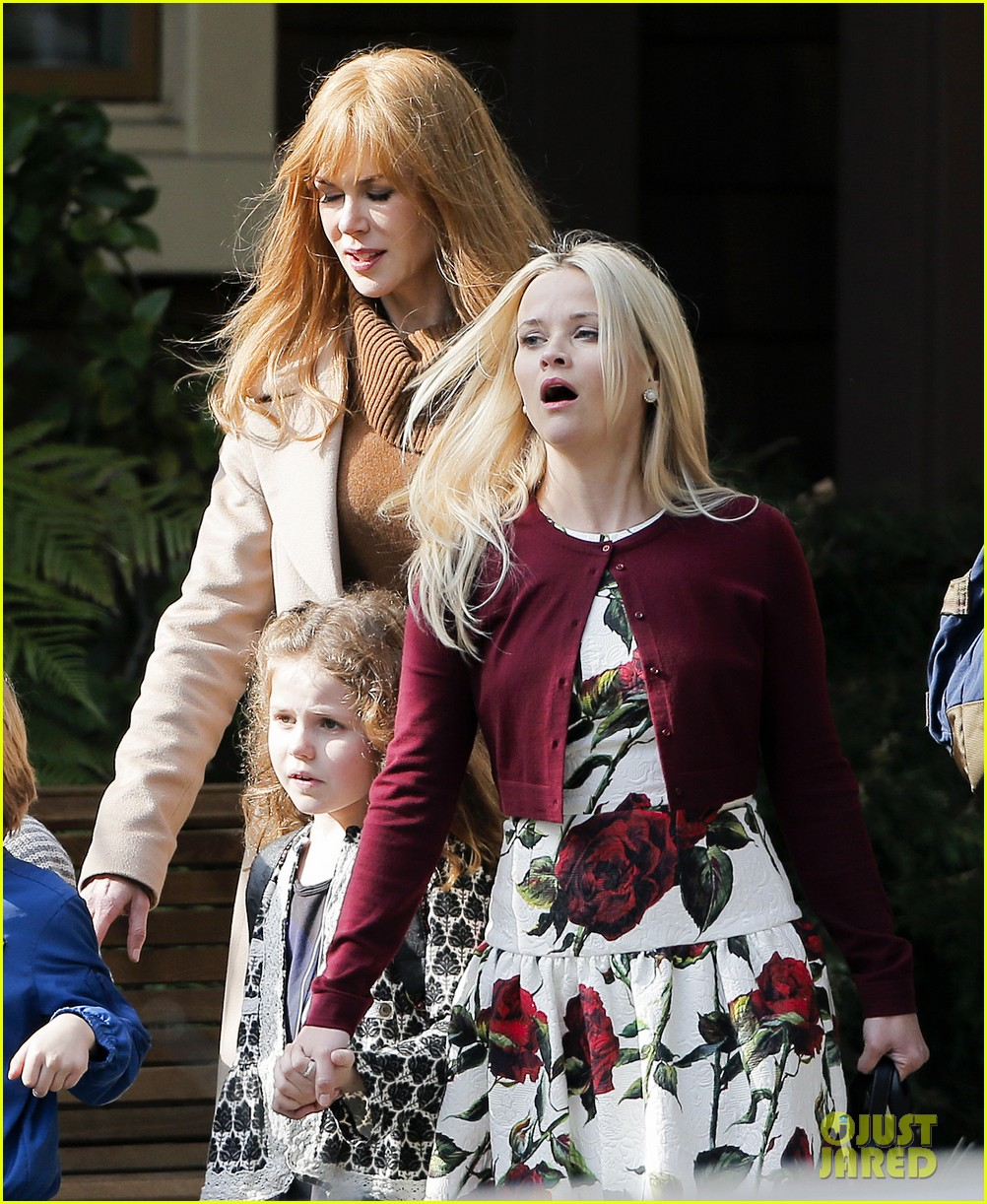 nicole kidman reese witherspoon big little lies 163554892
