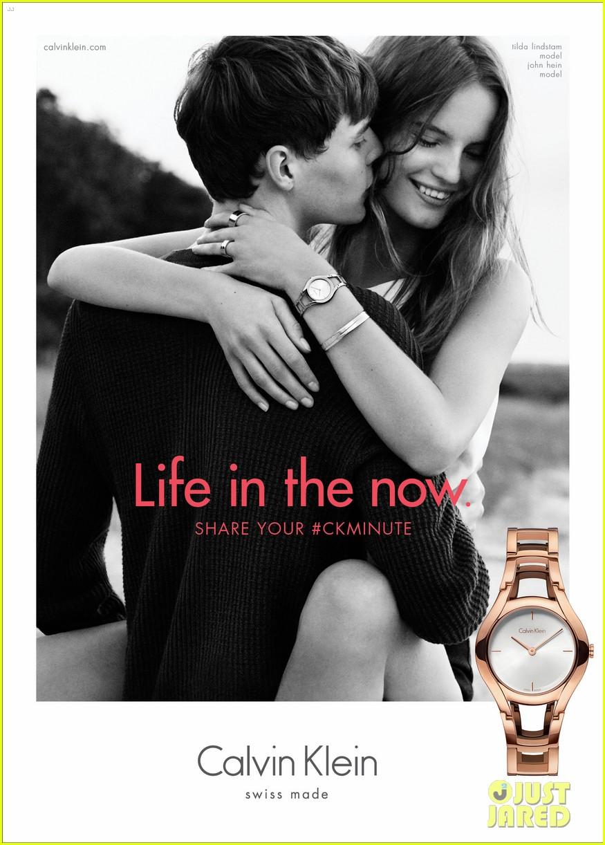 Zo Kravitz Mom Lisa Bonet Star in New Calvin Klein Ads Photo