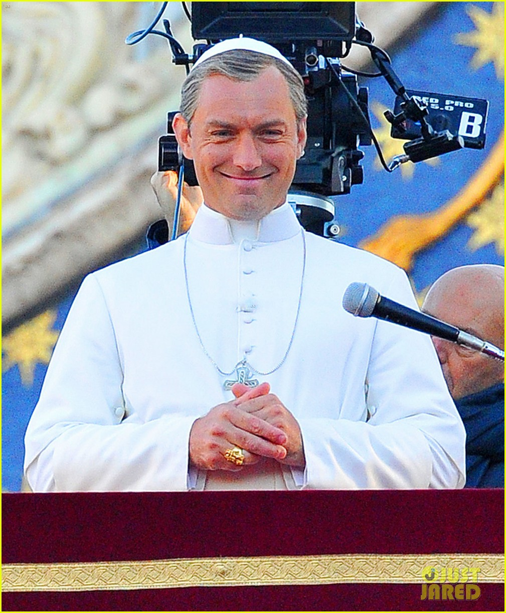 The Pope Jude Law